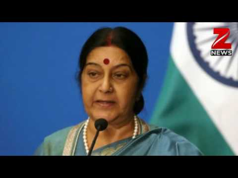 Sushma Swaraj slams Amazon for selling Indian flag doormat, says apologise or face action