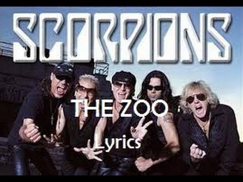 Scorpions the zoo video