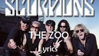 SCORPIONS The Zoo Lyrics