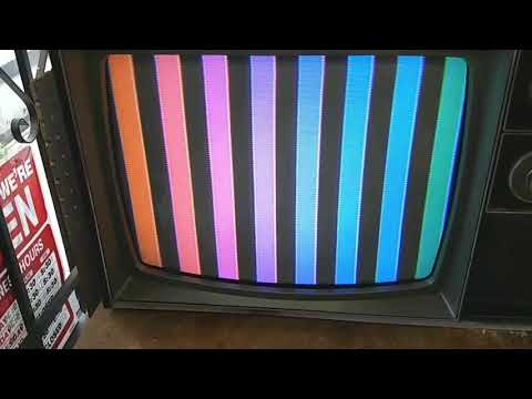 "Servicing a 1974 Zenith 17"" Chromacolor II Color tv part 5 / ?"