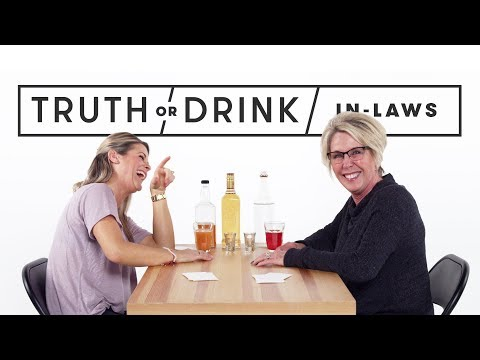 In-Laws Play Truth or Drink   Truth or Drink   Cut