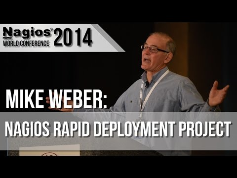 Mike Weber: Expanding NRDS Capabilities on a Linux System -