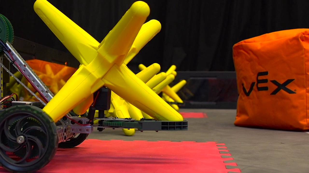 VEX Starstruck - 2016-2017 VEX Robotics Competition Game - YouTube