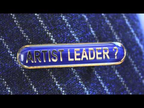 Artist as leader: David Wilson in conversation with Joshua S