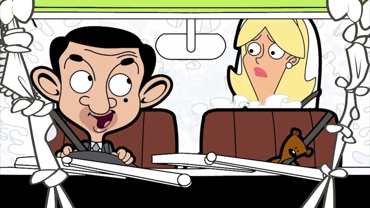 Bean And The BRIDE | (Mr Bean Cartoon) | Mr Bean Full Episodes | Mr Bean Comedy