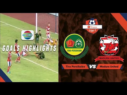 Tira Persikabo (2) vs Madura United (2) - Goal Highlights | Shopee Liga 1