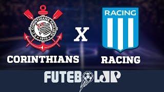 Corinthians 1 x 1 Racing  - 14/02/19 - Sul-Americana