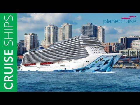 Imagine BLISS, Norwegian Cruise Line (Ad) | Planet Cruise
