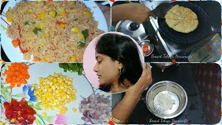 LUNCH BOX PREPARATION|HEALTHY BREAKFAST|SWEET CORN RICE|MINAPA ROTTE|MORNING ROUTINE|LUNCH BOX