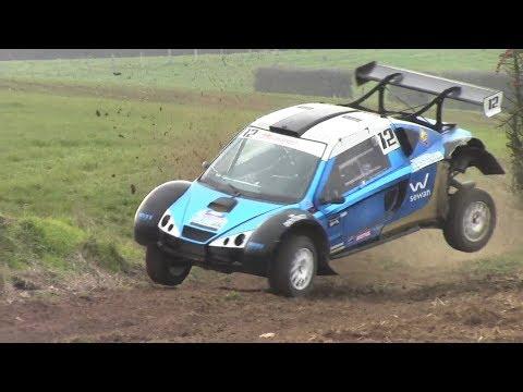 Rallye TT des 7 Vallées d'Artois 2018 [Crashes-Mistakes-Jump] HD