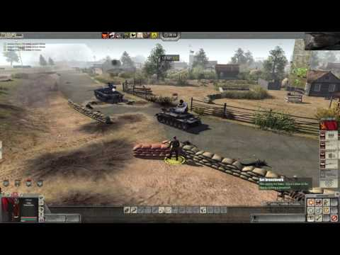 Men of War assault squad 2 Speedrun Smolensk 48:00 (Fog on)