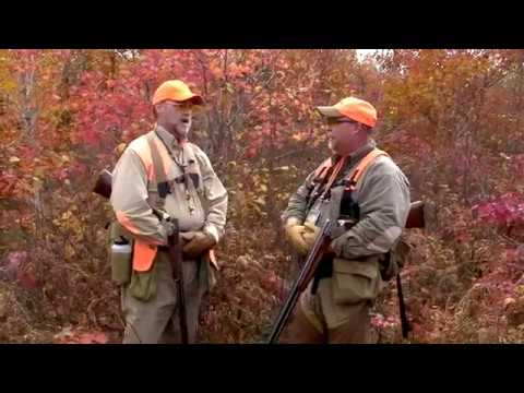 WI Ruffed Grouse hunting with the Ruffed Grouse Society