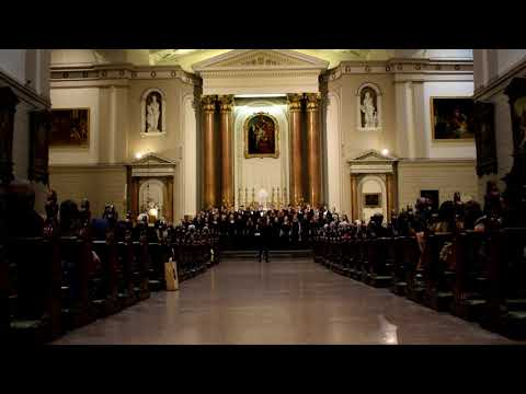 Kyrie (Mass in G Major, Josef Gabriel Rheinberger) — Trinity Singers
