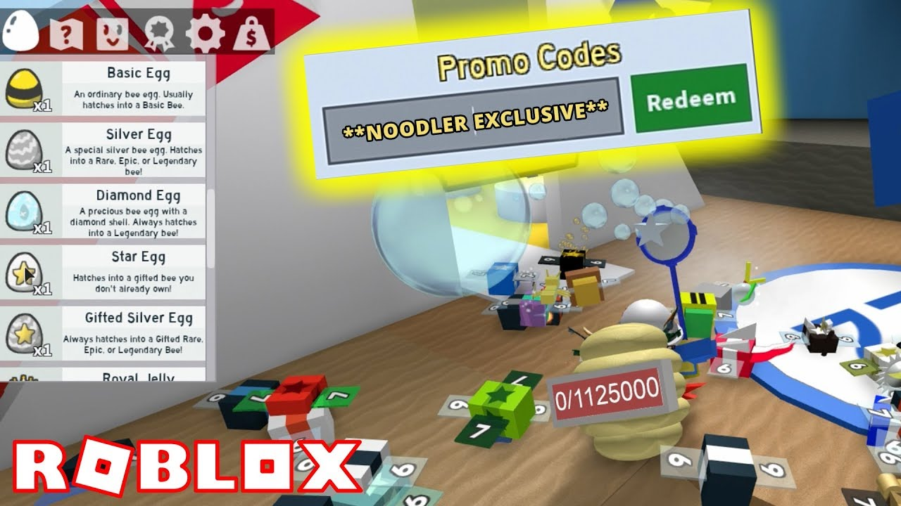 My Own Exclusive Code In Roblox Bee Swarm Simulator Youtube