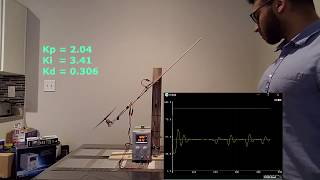 PID Control with Arduino: Lecture 7 (PID Tuning, Ziegler-Nichols Method)