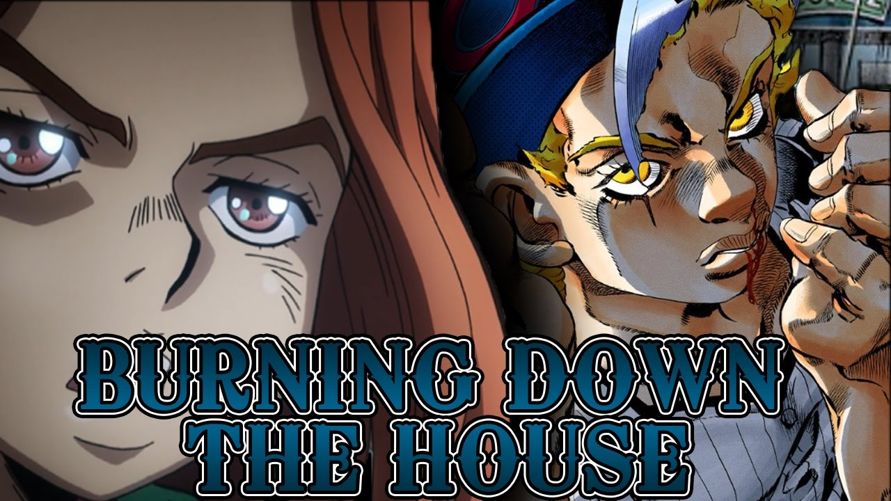Burning Down The House - The cruel endings of Hayato and Emporio