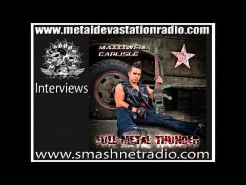 DJ REM Interviews - Maxxxwell Carlisle