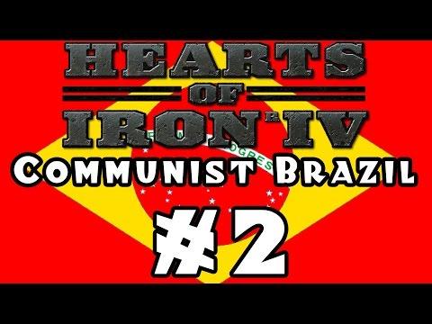 Hearts of Iron IV -- Communist Brazil! - Part 2