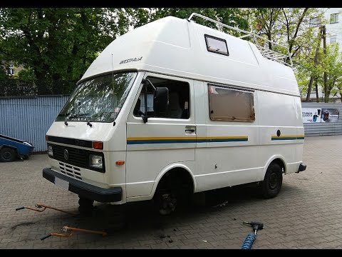 8de199da54 1993 VW LT 31 Florida Westfalia - Before our first trip... - YouTube