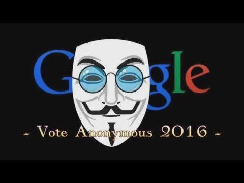 Anonymous | !!!VOTE- ANONYMOUS-2016!!