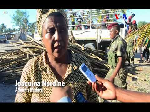 Vila de Naunde, em Cabo Delgado, vive na insegurança thumbnail
