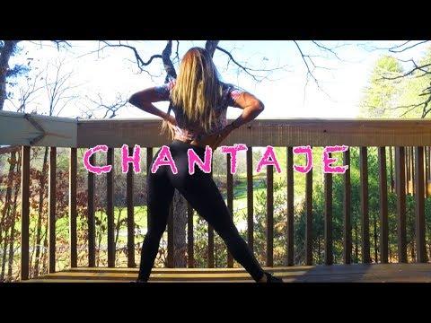 Shakira - Chantaje ft. Maluma | Magga Braco Dance Video