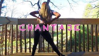 Shakira - Chantaje ft. Maluma   Magga Braco Dance Video