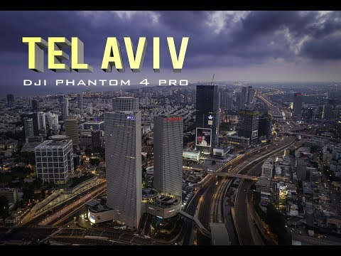 Tel Aviv at sunrise