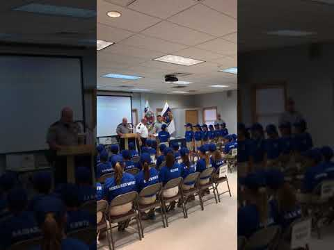 Holmdel Township Police Youth Academy