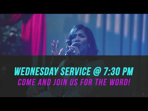 Midweek Service Invitation