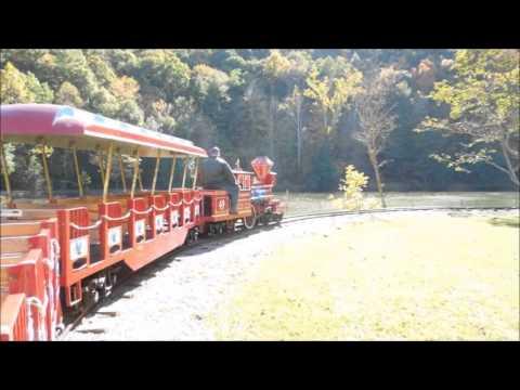 Train At Steele Creek Park Bristol Tn Youtube