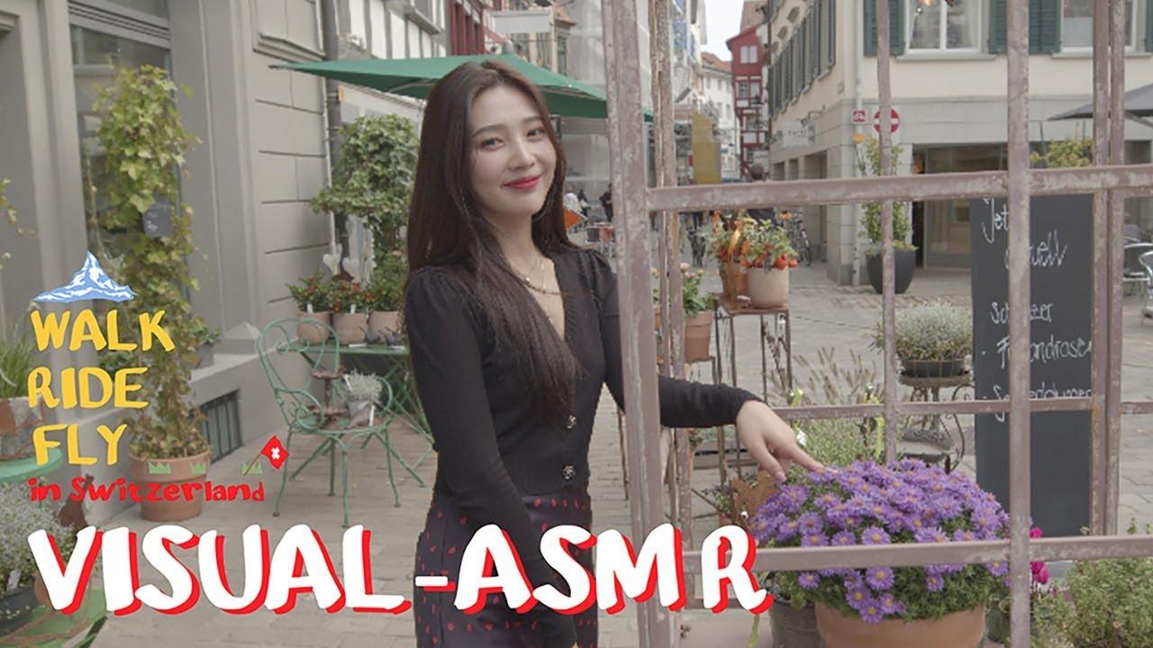 [VISUAL-ASMR] 조이 JOY|Red Velvet in Switzerland