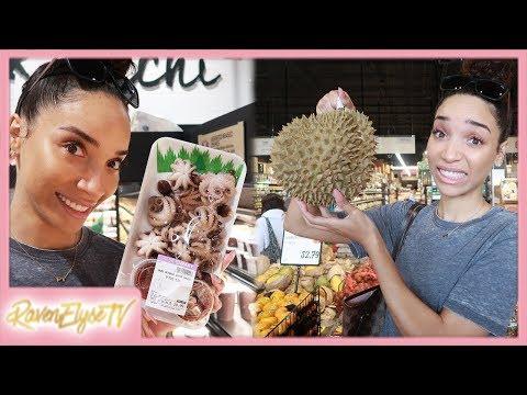 MOM VLOG | Grocery Shop With Me - HUGE Asian Market