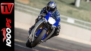 2015 | Yamaha YZF-R1 Test | R1M | Action, Sound, Fazit