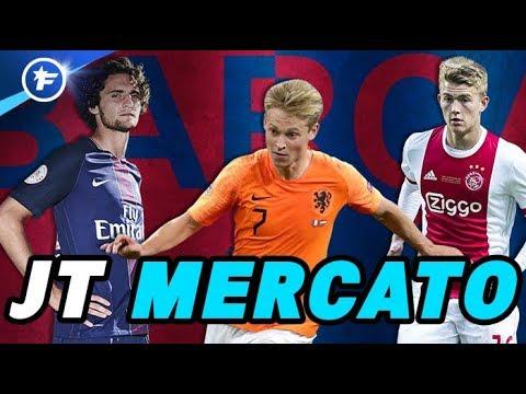Le Barça frappe fort d'entrée | Journal du Mercato