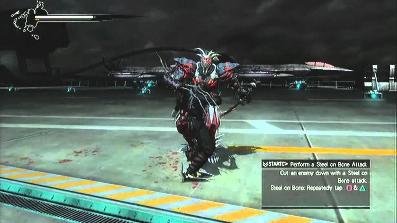 Ninja Gaiden 3 Fighting Fiend Genshin With All 3 Weapons Youtube