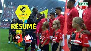 Stade Rennais FC - LOSC ( 1-1 ) - Résumé - (SRFC - LOSC) / 2019-20