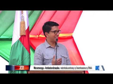INFO K MADA Moramanga RN44 DU 16 OCTOBRE 2019 BY KOLO TV
