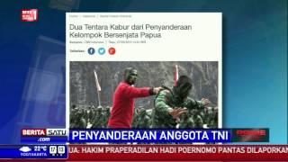 Video 2 Anggota TNI AD Kabur dari Penyanderaan download MP3, 3GP, MP4, WEBM, AVI, FLV Oktober 2018