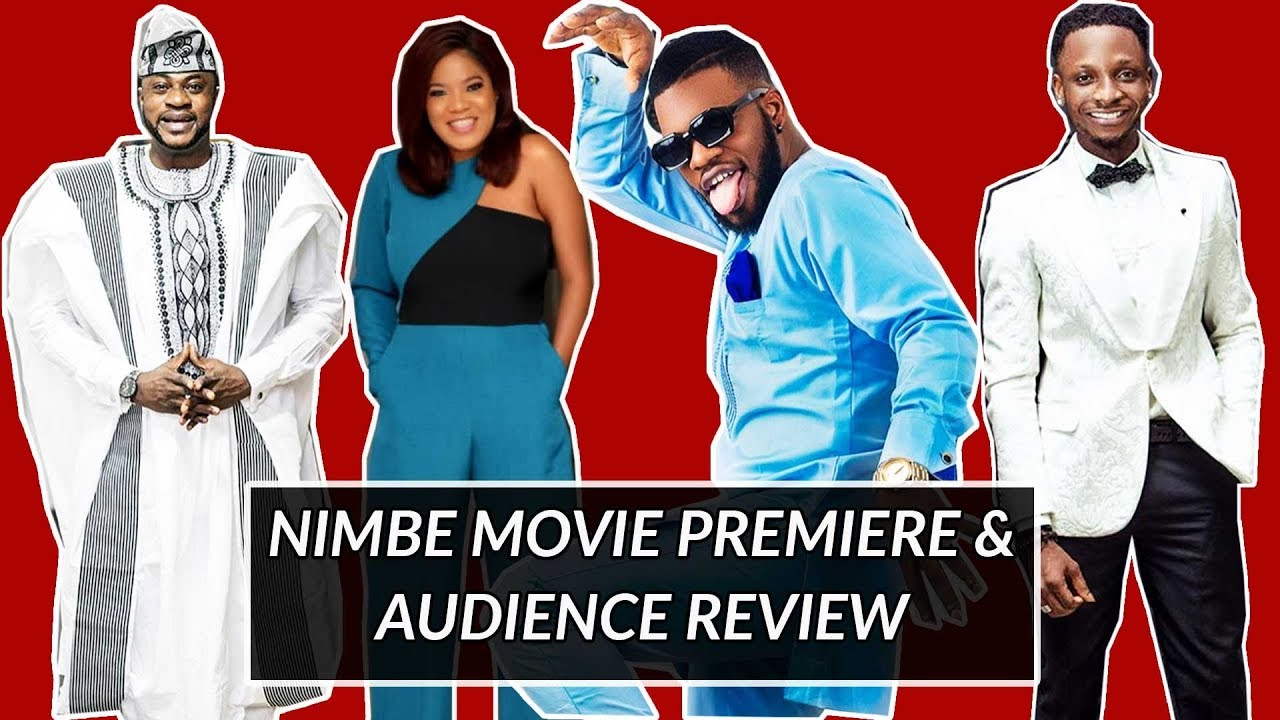 Download NIMBE MOVIE PREMIERE and AUDIENCE REVIEW