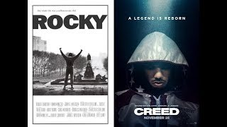 MOVIE FACE/OFF: Rocky (1976) VS Creed (2015)