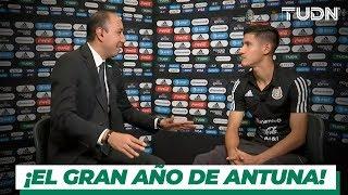 Uriel Antuna busca consolidarse en la Selección Mexicana | TUDN