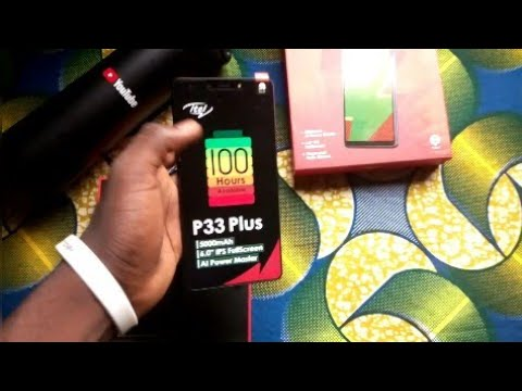 itel-p33-plus-unboxing-and-review