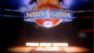 PS3 Unlockable NBA Jam Secret Teams and Players (Never Before Seen)