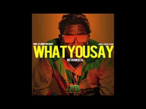 "Young Thug Type Beat 2016 ""What You Say"" 
