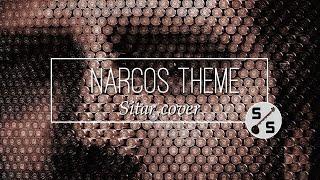 Narcos Theme Song ( Tuyo - Rodrigo Amarante) - Sitar Cover