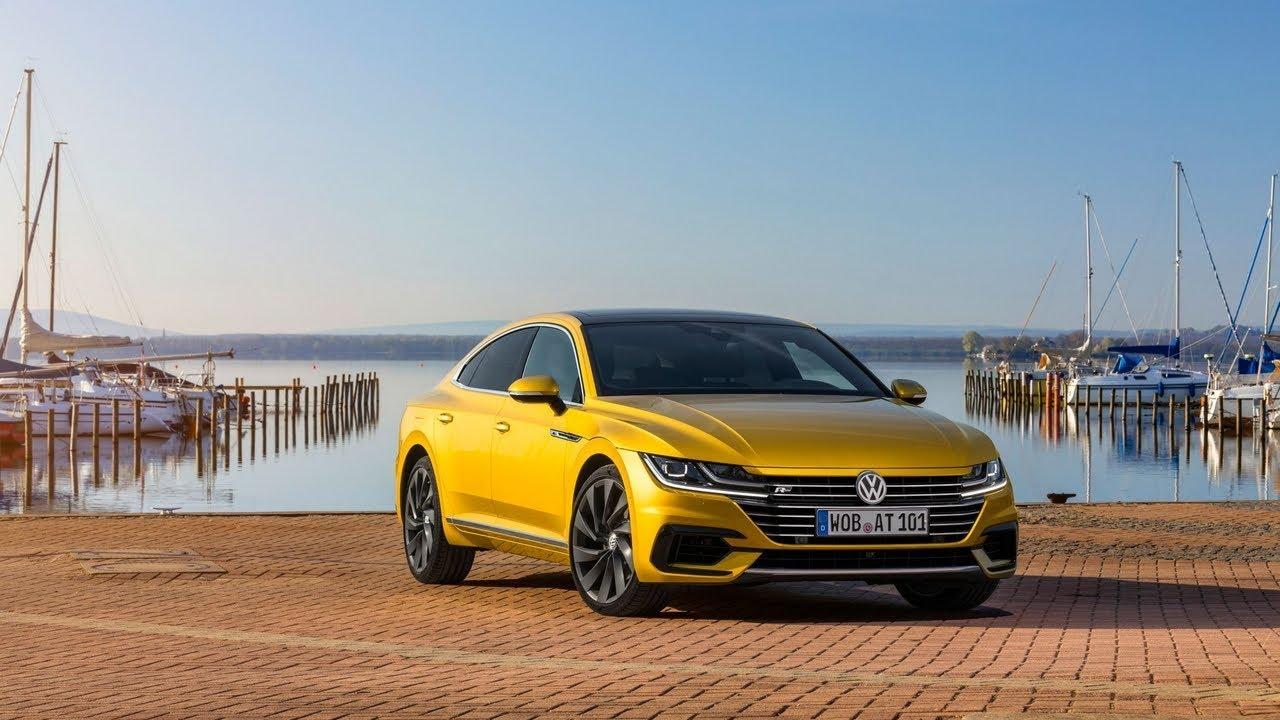 VW Arteon Usa >> Astounding 2018 Volkswagen Arteon Usa