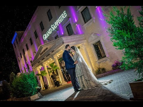 Mind blowing Wedding Reception Highlights | Grand Sapphire Hotel