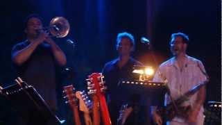 Levon Helm Band - Bourgeois Town Blues - FloydFest 7.24.10
