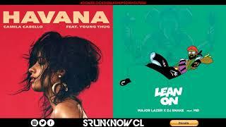 Camila Cabello, Major Lazer, DJ Snake, MØ - Havana / Lean On (Mashup)
